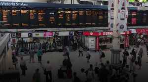 Rail commuters face an increase of almost 3% in season ticket costs [Video]