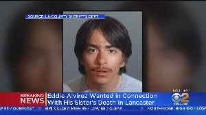 Man Wanted In Shooting Death Of 13-Year-Old Sister [Video]