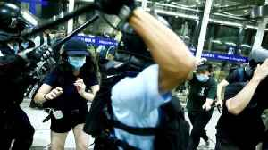 'Hong Kong is not safe any more': Millions affected by crisis [Video]