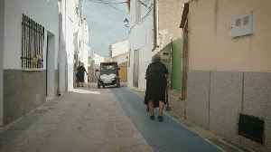 Watch: Spanish village turned into a pensioners' paradise [Video]