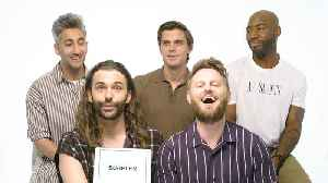 The Cast of Queer Eye Teaches You Their Hometown Slang [Video]