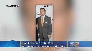 Joseph Tsai To Buy Out Rest Of Brooklyn Nets In Record $2.35 Billion Purchase [Video]