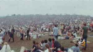 Author Documents Woodstock Music Festivals For Event's 50th Anniversary [Video]