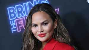 Chrissy Teigen battles excessive sweating with botox injections [Video]