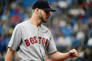 News video: Chris Sale Becomes Fastest Pitcher in MLB History to 2,000 Strikeouts