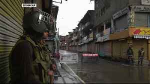Indian-administered Kashmir remains under lockdown [Video]