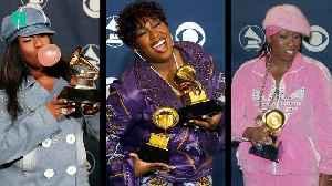 The Evolution Of Missy Elliott [Video]