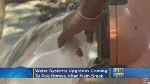 Water System Upgrades Coming To Poe Homes After June Main Break [Video]