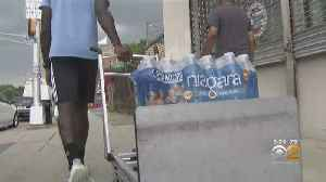 Thousands Dealing With Ongoing Water Emergency In Newark [Video]