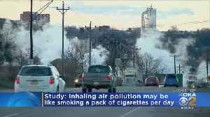 New Air Pollution Study [Video]