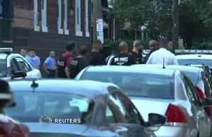 News video: Philadelphia police officers shot in drug raid