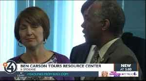 HUD Secretary Ben Carson visits Spokane [Video]
