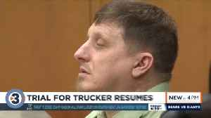 News video: School bus crash trial continues in Columbia County court