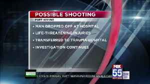 Fort Wayne Police investigating whether wounded man was shot [Video]