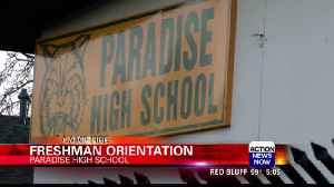 Paradise High freshman attended orientation to prepare for first day of school [Video]
