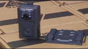VIDEO Body cams coming to Easton Police Department [Video]