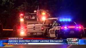 Youth Detention Center License Vote [Video]