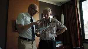 Cold Case Hammarskjöld Movie Clip - Searching for the Plane's Wreckage [Video]
