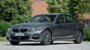 The all-new BMW 3 Series Plug-in Hybrid Design Exterior [Video]