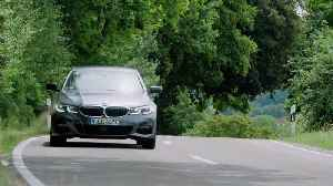 The all-new BMW 3 Series Plug-in Hybrid Driving Video [Video]