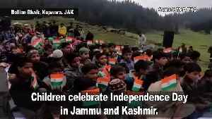 News video: Independence Day celebrations in J&K