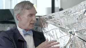 Bill Nye Explains the Science Behind Solar Sailing [Video]