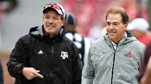 Is Texas A&M Alabama's Biggest Threat to the SEC West Crown? [Video]