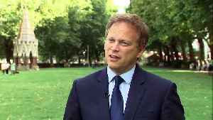 Shapps: 'Extraordinary' that Tory MPs would consider Corbyn [Video]