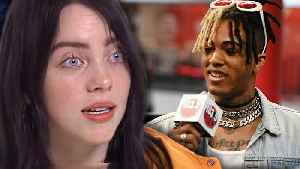 Billie Eilish Defends XXXTentacion & Calls Him Genius [Video]