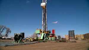 Activists ask court to lift injunction on Longmont's fracking ban after passage of new oil, gas law [Video]