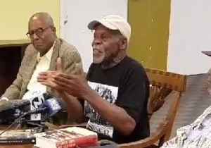 Danny Glover Condemns Decision to Cover Controversial Mural at His Former High School [Video]