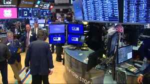 News video: Wall Street plunges as recession fears grow