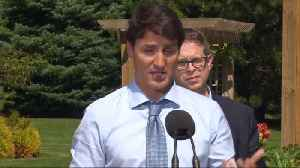 Canada's Trudeau accepts he broke ethics rules [Video]