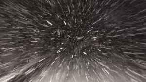 Australian Trucker Surprised By Snow [Video]