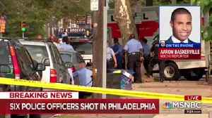 Six officers wounded in Philly [Video]