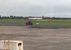 Emergency Landing at Irish Airport Causes Suspension of Flights [Video]