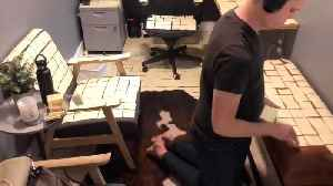 PASTOR PRANKS COLLEAGUE BY COVERING OFFICE WITH 3600 STICKY NOTES [Video]