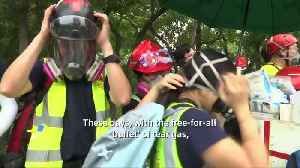 A day in the life of Hong Kong's volunteer medics [Video]