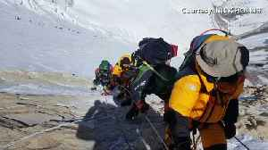 Climbers must be trained to tackle Everest, panel says after deaths [Video]