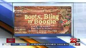 Girl Scouts of Central California South Boots Bling N' Boogie Event [Video]