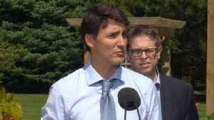 Trudeau: 'Buck stops with the prime minister' [Video]