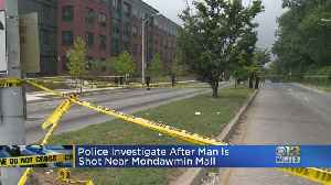 Police Investigate After Man Is Shot Near Mondawmin Mall [Video]