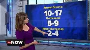 Geeking Out: 2019 Atlantic storm names [Video]