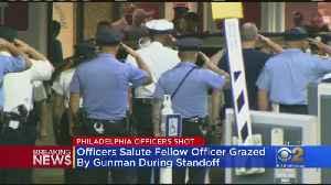 6 Police Officers Shot In Philadelphia [Video]