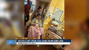 Manhunt on for hit-and-run driver in Kenosha [Video]