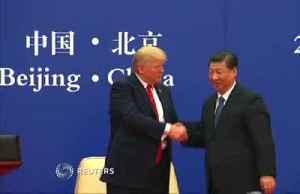 News video: Trump ties China trade deal to Hong Kong protest