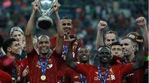 News video: Liverpool Goes To Penalties, Wins European Super Cup