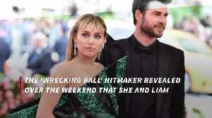 Miley Cyrus spending time with sister [Video]
