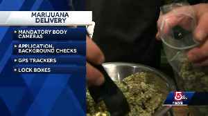 New rules would make body cameras mandatory for pot delivery drivers [Video]
