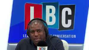 David Lammy's Message To Lib Dem Leader Over Jeremy Corbyn's Offer [Video]